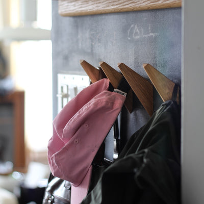 Wall Mounted Coat Hooks