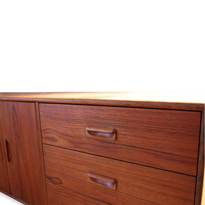 Teak Sideboard with Hairpin Legs