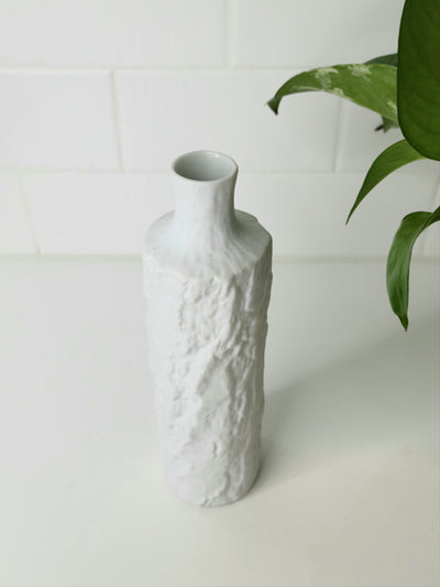 Bareuther Waldsassen Bisque Vase