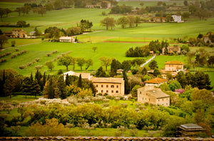 Italian Countryside - Beautiful Place Gorgeous View