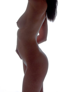 Fine Art Nude Silhouette - Tracy McCrackin Photography