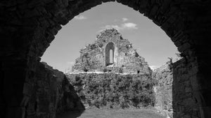 Fore Abbey Ruins, Ireland - Tracy McCrackin Photography