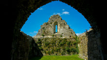 Load image into Gallery viewer, Irish Ruins - Gorgeous View - People In Ireland