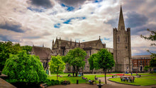 Load image into Gallery viewer, St. Patrick's Cathedral Courtyard