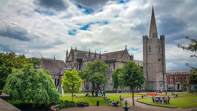 St. Patrick's Cathedral, Ireland - Tracy McCrackin Photography