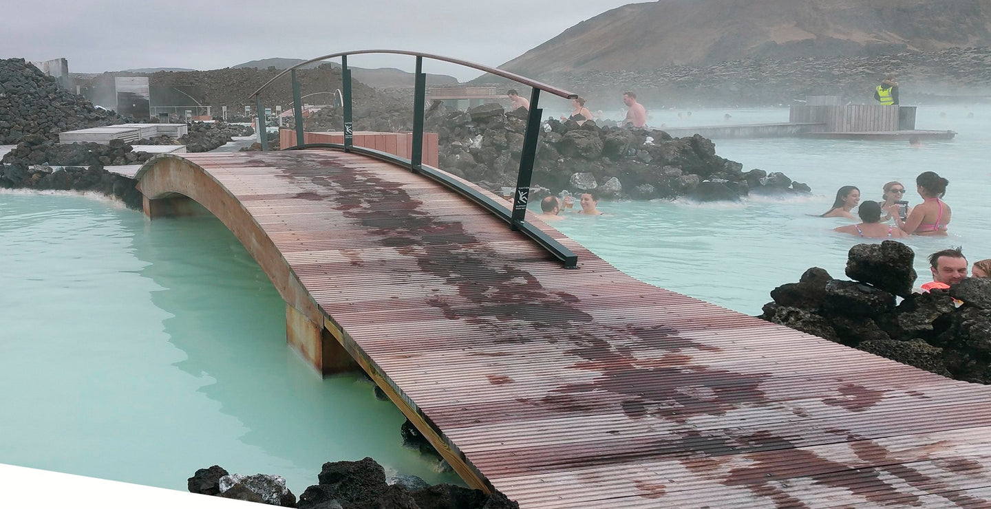 Famous Blue Lagoon Geothermal Spa - Tracy McCrackin Photography
