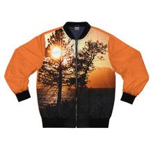 Load image into Gallery viewer, Lake Tahoe Vista Bomber Jacket - Tracy McCrackin Photography