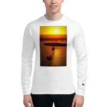 Load image into Gallery viewer, California Sunset Champion Long Sleeve Shirt - Tracy McCrackin Photography
