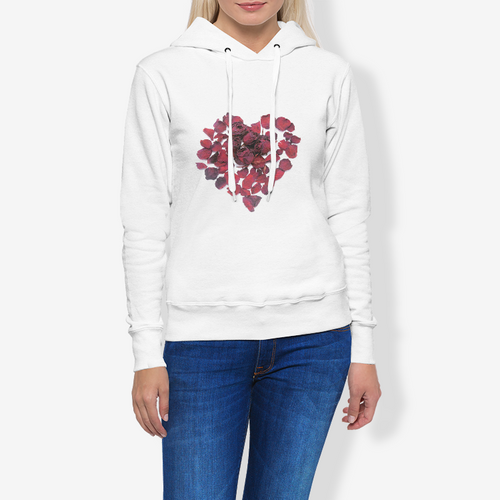 Heart's Desire Pullover Hoodie - Tracy McCrackin Photography