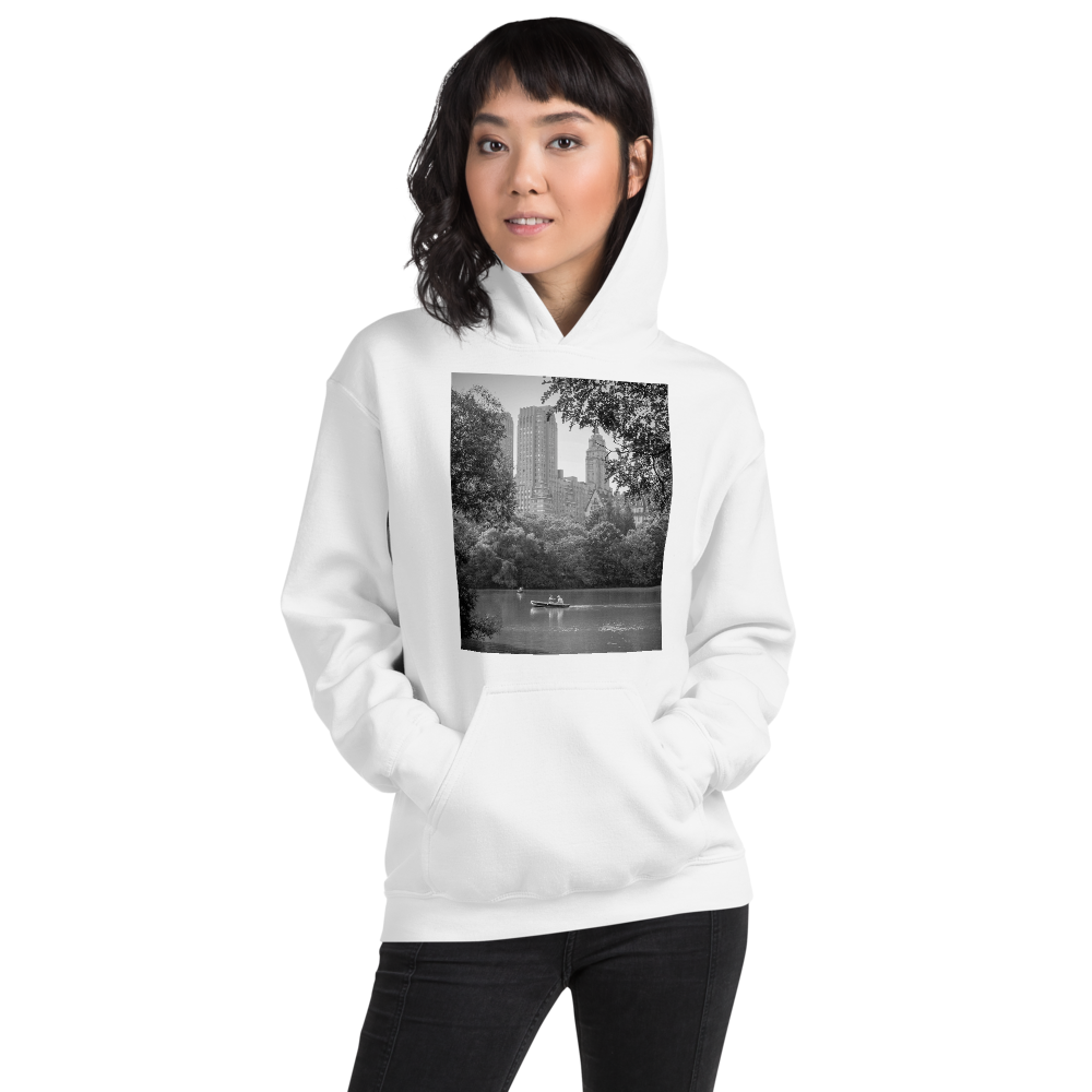 Central Park, New York Hoodie - Tracy McCrackin Photography
