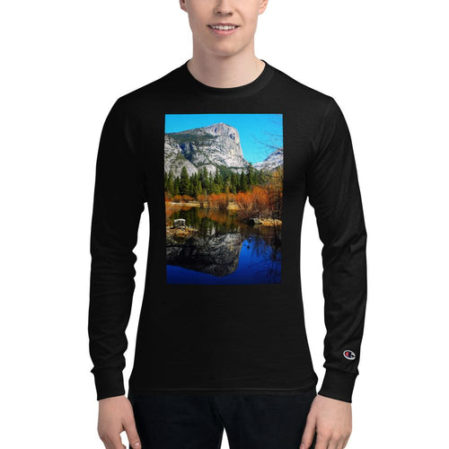 Yosemite Valley Cotton Long Sleeve Shirt - Tracy McCrackin Photography
