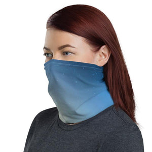Can't Stop Rock Climbing Face Mask/Neck Gaiter - Tracy McCrackin Photography