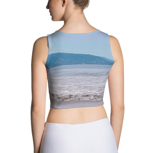 Surfer Summer Crop Top - Tracy McCrackin Photography