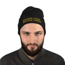 Load image into Gallery viewer, Wicked Times Rock Climbing Beanie - Tracy McCrackin Photography