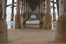 Load image into Gallery viewer, Beach Pier in SoCal - Tracy McCrackin Photography