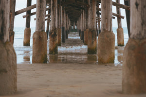 Beach Pier in SoCal - Tracy McCrackin Photography