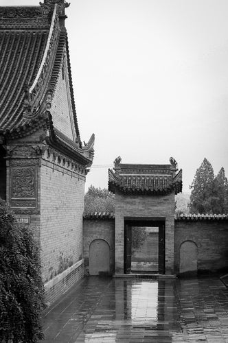 Chinese Siheyuan Courtyard - Tracy McCrackin Photography