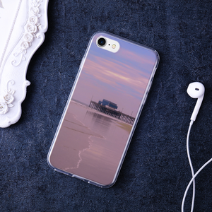 Beach Pier Cover Case for iPhone 7 /iPhone 8 - Tracy McCrackin Photography