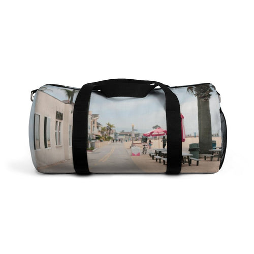 Beach Town Duffel Bag - Tracy McCrackin Photography