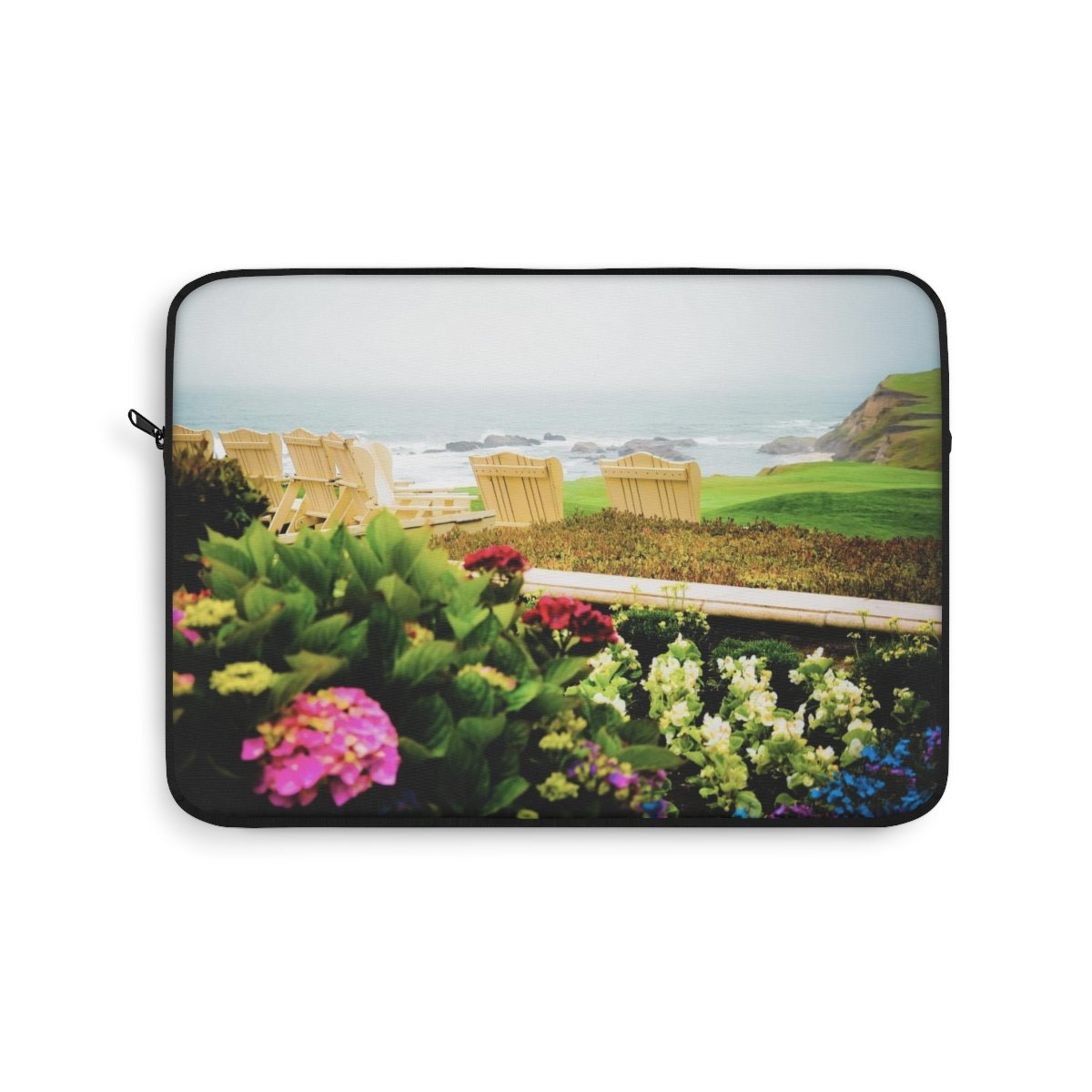 Coastal Laptop Sleeve - Tracy McCrackin Photography