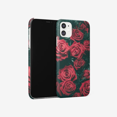 Bouquet fo Roses Iphone case - Tracy McCrackin Photography
