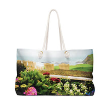 Load image into Gallery viewer, Carmel Beachy Weekender Bag - Tracy McCrackin Photography