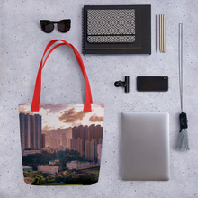 Load image into Gallery viewer, City by Sunset Tote bag - Tracy McCrackin Photography