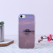 Load image into Gallery viewer, Beach Pier Cover Case for iPhone 7 /iPhone 8 - Tracy McCrackin Photography