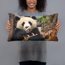 Load image into Gallery viewer, Adorable Panda Pillows - Tracy McCrackin Photography