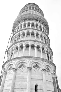 Leaning Tower of Pisa's Architecture - Tracy McCrackin Photography