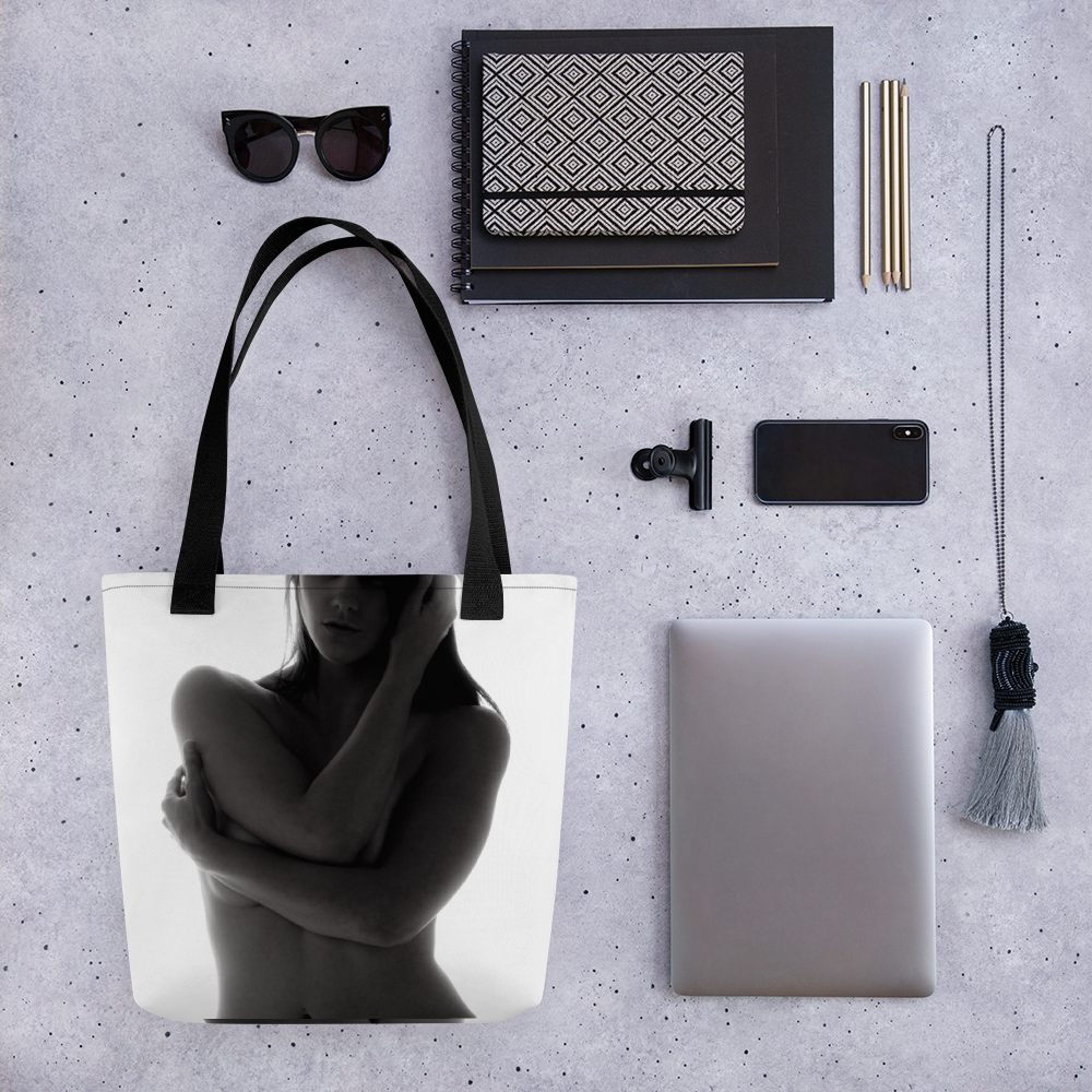 Female Silouette Day bag - Tracy McCrackin Photography