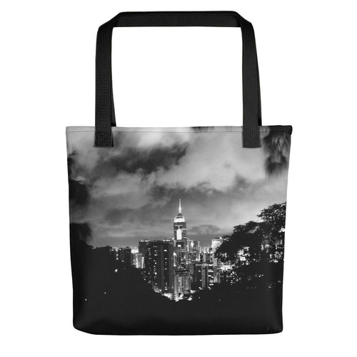 Hong Kong Tote bag - Tracy McCrackin Photography