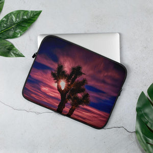 Joshua Tree Laptop Sleeve - Tracy McCrackin Photography