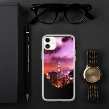 Load image into Gallery viewer, Hong Kong Ruby Sky iPhone Case - Tracy McCrackin Photography