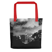 Load image into Gallery viewer, Hong Kong Tote bag - Tracy McCrackin Photography