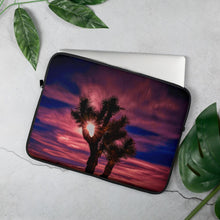 Load image into Gallery viewer, Joshua Tree Laptop Sleeve - Tracy McCrackin Photography