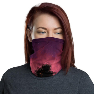 Joshua Tree Colored Neck Gaiter or Face Mask - Tracy McCrackin Photography