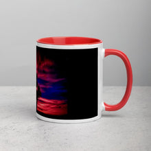 Load image into Gallery viewer, Joshua Tree Mug with Color Inside - Tracy McCrackin Photography