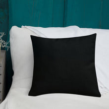 Load image into Gallery viewer, Joshua Tree BW Premium Pillow - Tracy McCrackin Photography