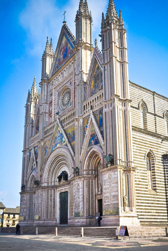 Orvieto Cathedral of Italy - Tracy McCrackin Photography