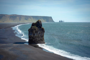 Reynisfjara's Black Beach - Tracy McCrackin Photography