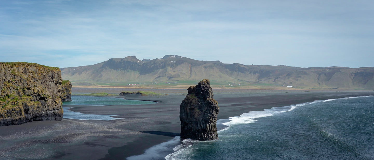 Reynisfjara's Black Beauty - Tracy McCrackin Photography