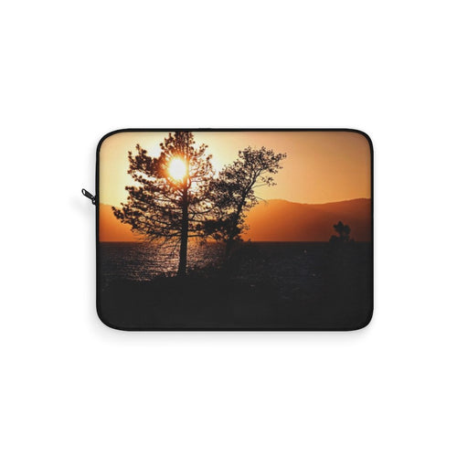 Mountain Sunset - Laptop Sleeve - Tracy McCrackin Photography