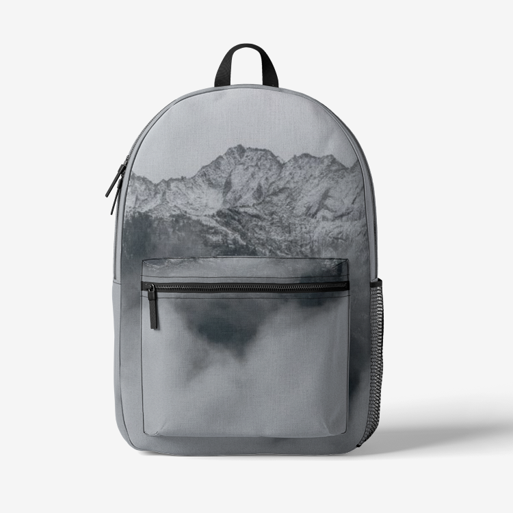 Mountain Mist Utility Backpack - Tracy McCrackin Photography