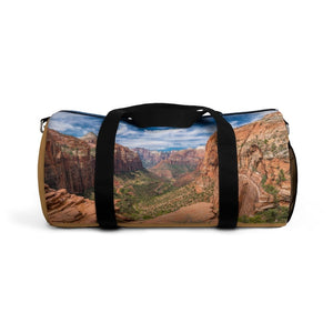 Red Canyon Duffel Bag - Tracy McCrackin Photography