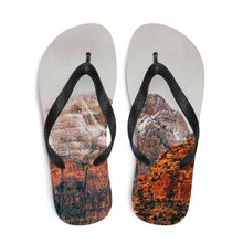 Load image into Gallery viewer, Mt. Zion Flip-Flops - Tracy McCrackin Photography
