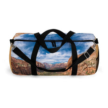 Load image into Gallery viewer, Red Canyon Duffel Bag - Tracy McCrackin Photography