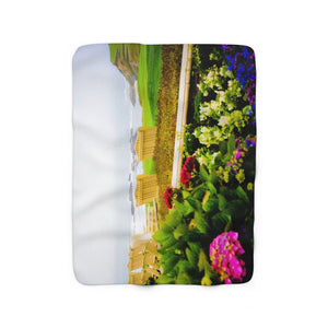 Sherpa Fleece Blanket - Tracy McCrackin Photography