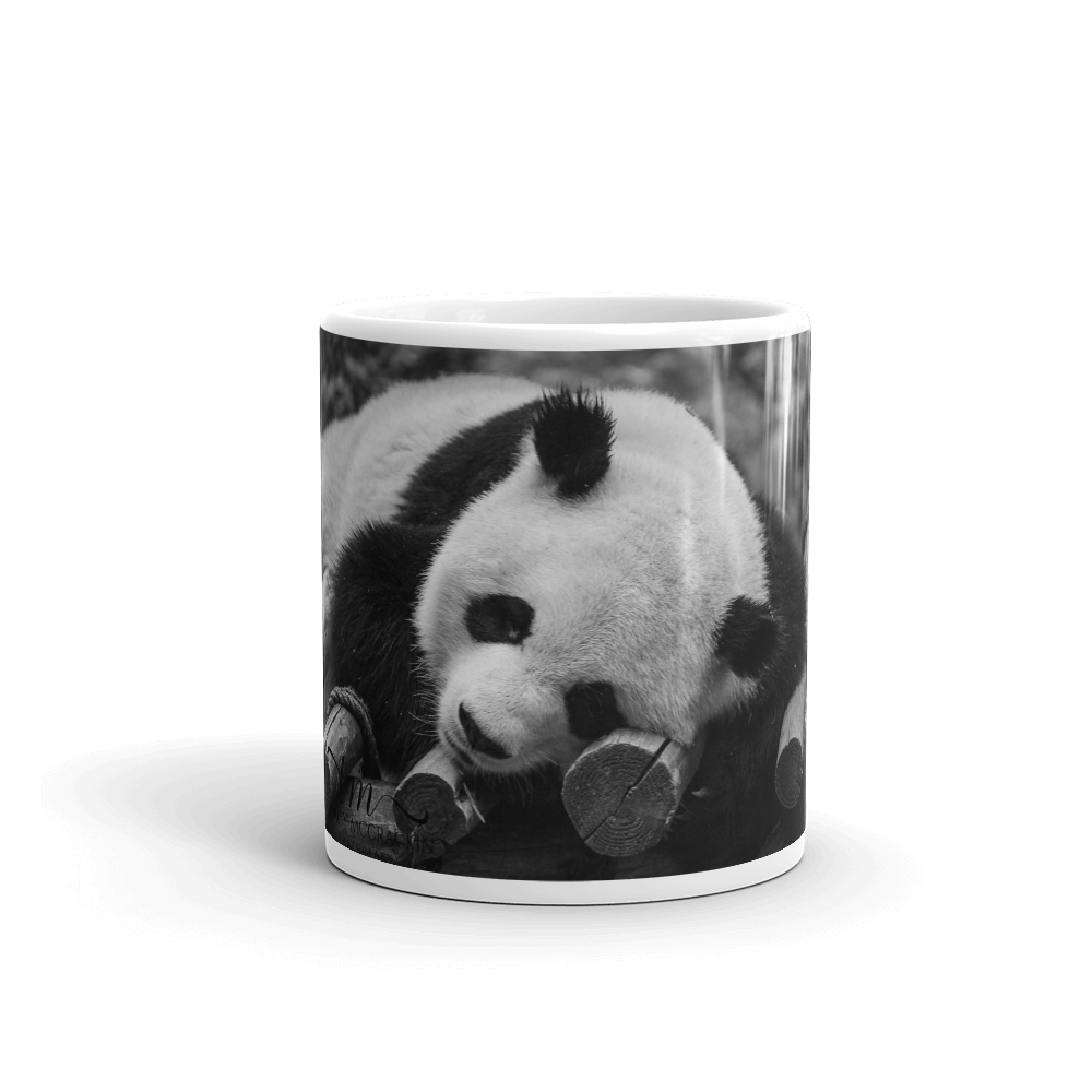 Sleeping Panda Mug - Tracy McCrackin Photography