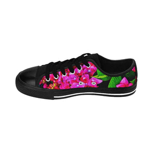 Take the Garden With You Women's Sneakers - Tracy McCrackin Photography
